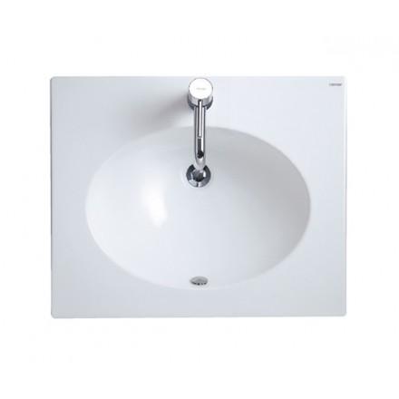 Chậu rửa lavabo liền tủ CAESAR LF5024