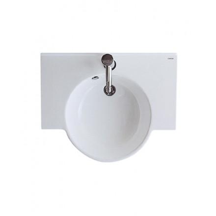 Chậu rửa lavabo treo tường CAESAR LF5304