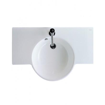 Chậu rửa lavabo treo tường CAESAR LF5306