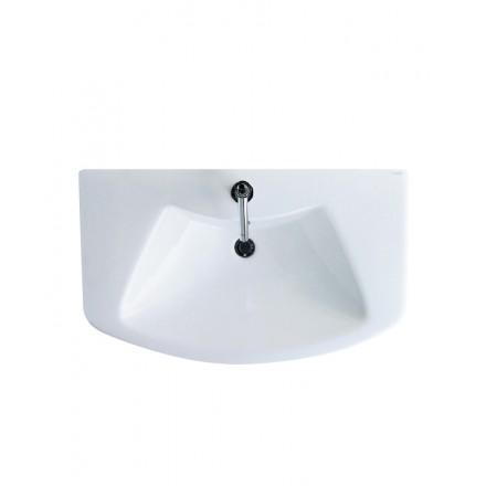 Chậu rửa lavabo treo tường CAESAR LF5312