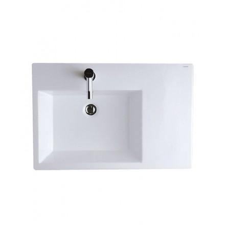 Chậu rửa lavabo treo tường CAESAR LF5316