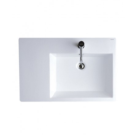 Chậu rửa lavabo treo tường CAESAR LF5318