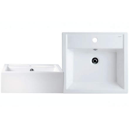 Chậu rửa lavabo treo tường CAESAR LF5338