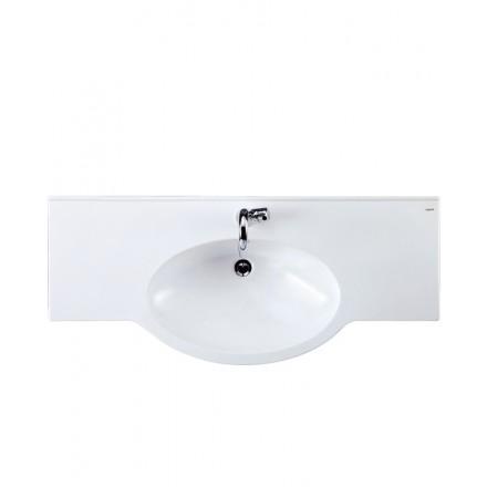 Chậu rửa lavabo treo tường CAESAR LF5324