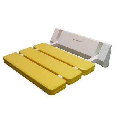 Ghế phòng tắm gắn tường Cleanmax – Vàng