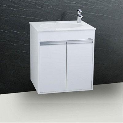 Tủ chậu rửa mặt Caesar LF5038+EH151V (Chưa có vòi)