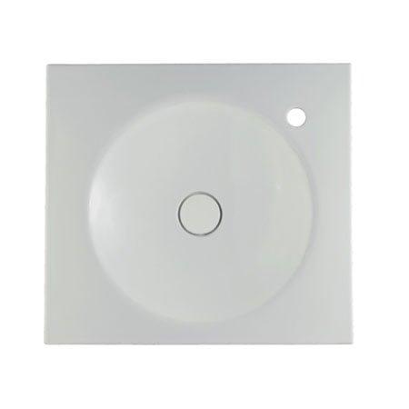 Chậu rửa lavabo liền tủ CAESAR LF5038 (Chưa có vòi, tủ)