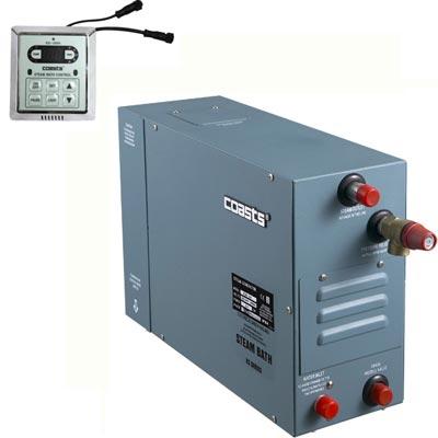 Máy xông hơi ướt COASTS KSA240/Điều khiển điện tử
