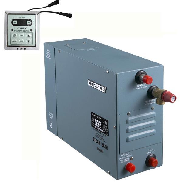 Máy xông hơi ướt COASTS KSA - điều khiển điện tử