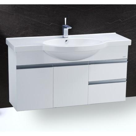 Tủ chậu rửa mặt Caesar LF5324+EH213V