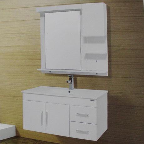 Bộ tủ chậu PVC cao cấp BROSS X005