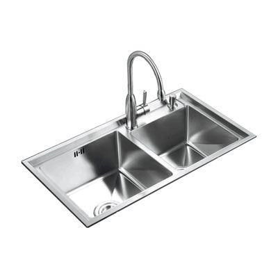 Chậu rửa bát Inox Moonoah MN-8245B