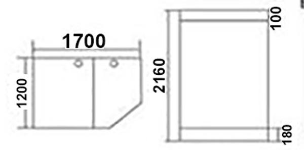 Phòng xông hơi TDO 122