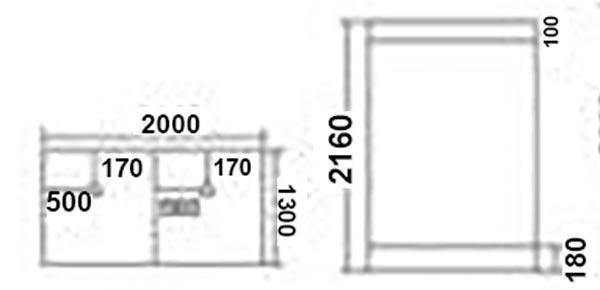 Bản vẽ phòng xông hơi TDO 126