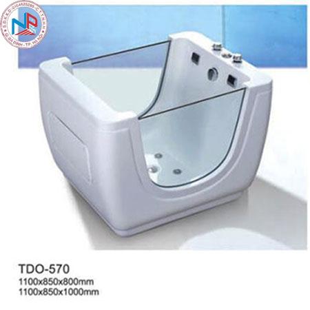 Bồn tắm massage TDO-570 ( Có sục khí )