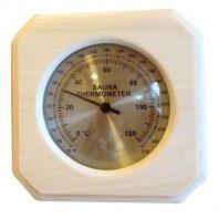 Đồng hồ đo nhiệt - ẩm phòng xông hơi
