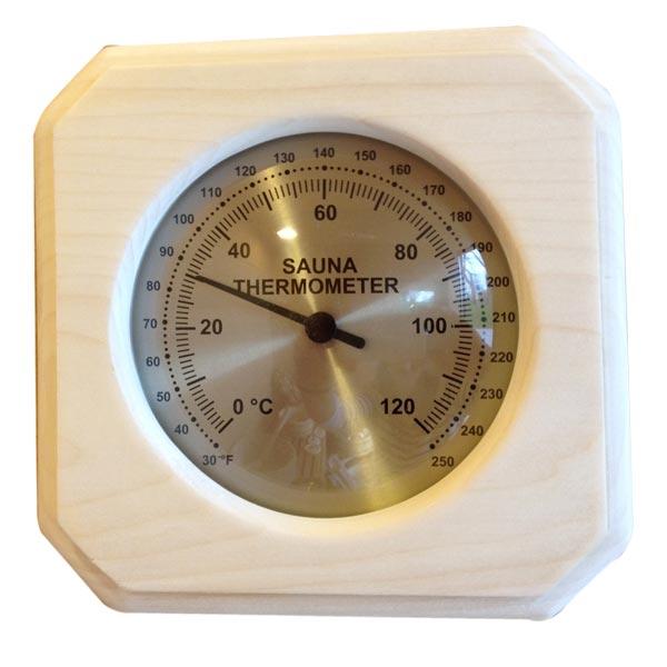 Đồng hồ đo nhiệt – ẩm phòng xông hơi