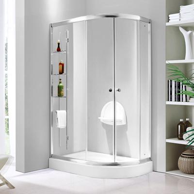 Phòng tắm vách kính EuroKing EU-4509 không đế