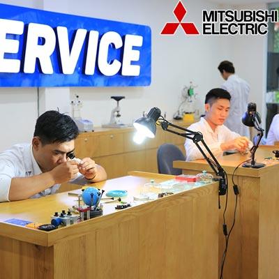 Địa chỉ trung tâm bảo hành Mitsubishi Electric toàn quốc