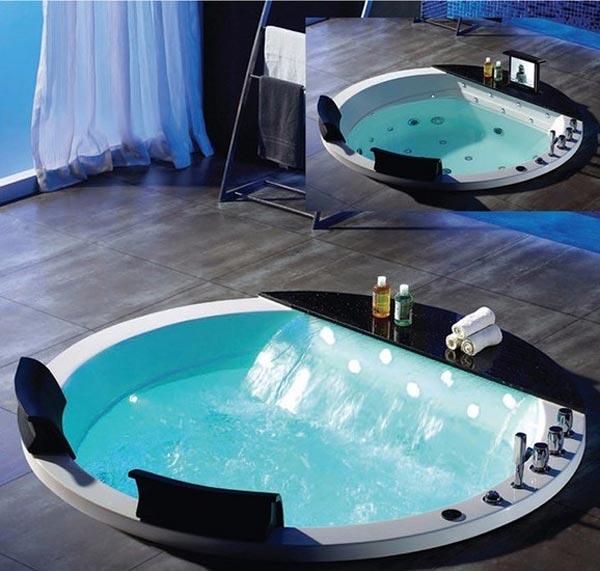 Mẫu bồn tắm cho phòng tắm master