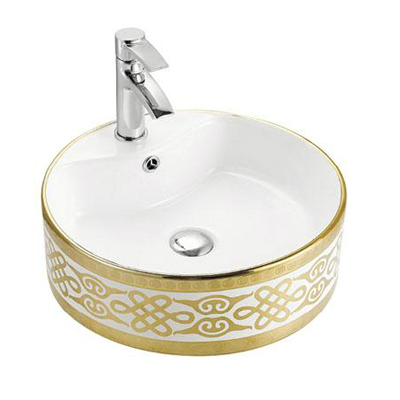Chậu rửa mặt lavabo Lộc An Phát A029 K03