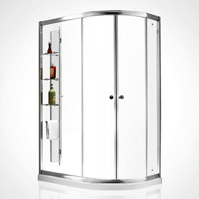 Phòng tắm vách kính EuroKing EU-4508A không đế