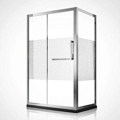 Phòng tắm vách kính EuroKing EU-4519 (Không đế)