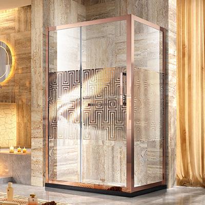 Phòng tắm vách kính EuroKing EU-4520