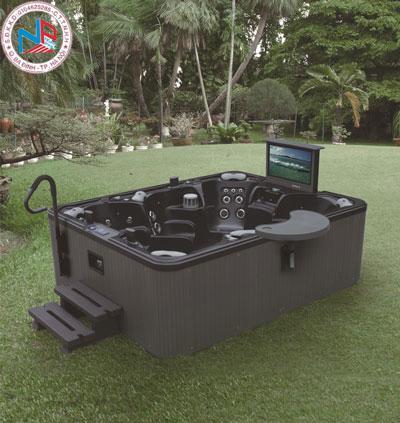 Bồn tắm massage Nofer SPA-012 (có sục khí)