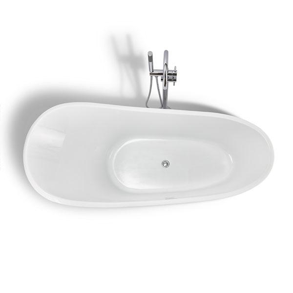 Bồn tắm ngâm Govern JS-6182 (không massage)