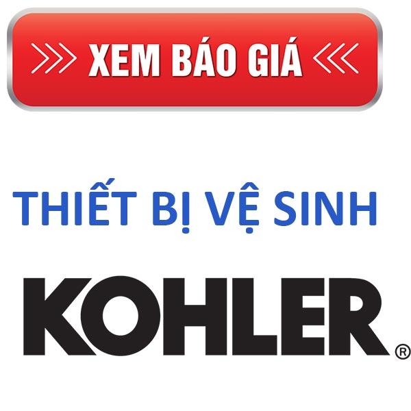 Báo giá thiết bị vệ sinh nhập khẩu Kohler