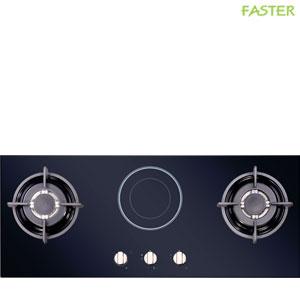 Bếp ga kết hợp điện Faster FS-921STTG