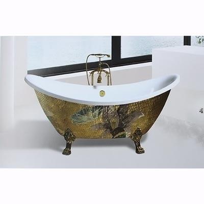 Bồn tắm ngâm độc lập Laiwen W-1050