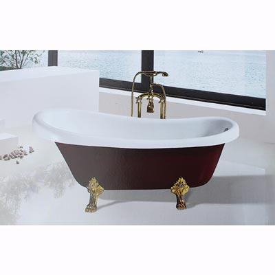 Bồn tắm ngâm độc lập Laiwen W-1053
