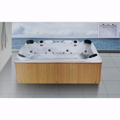 Bồn tắm Spa massage Laiwen W-2010