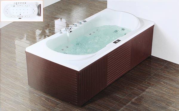 Bồn tắm massage Laiwen W-3107