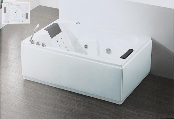 Bồn tắm massage Laiwen W-3127