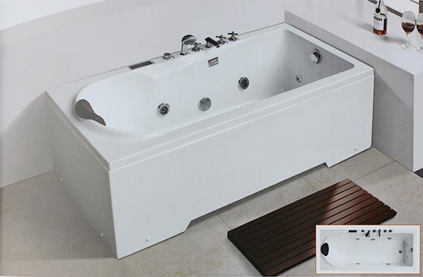 Bồn tắm massage Laiwen W-3134