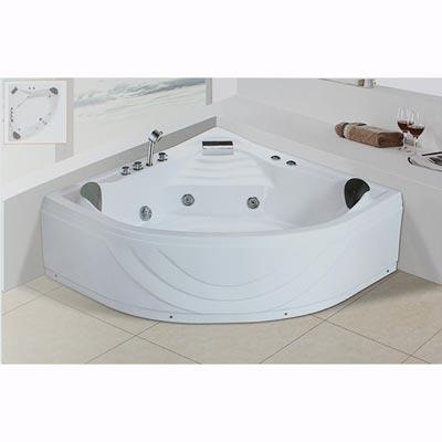 Bồn tắm góc massage Laiwen W-3190