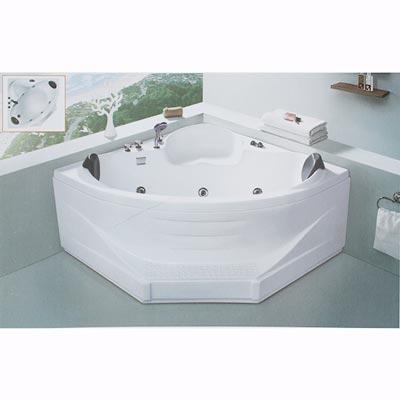 Bồn tắm góc massage Laiwen W-3206