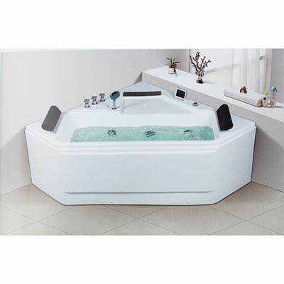 Bồn tắm góc massage Laiwen W-3214