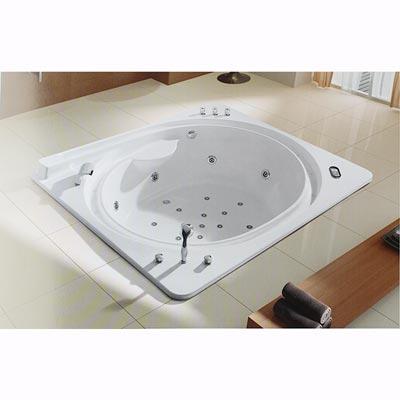 Bồn tắm xây massage Laiwen W-5009