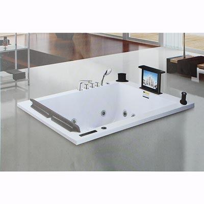 Bồn tắm xây massage Laiwen W-5012