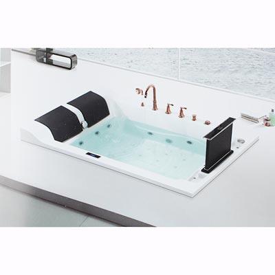 Bồn tắm xây massage Laiwen W-5013