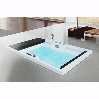 Bồn tắm xây massage Laiwen W-5014