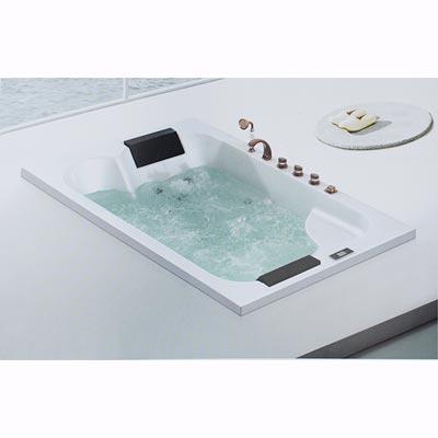 Bồn tắm xây massage Laiwen W-5016