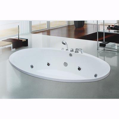 Bồn tắm xây massage Laiwen W-5019