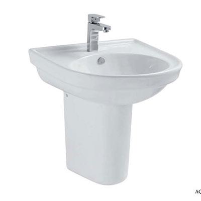 Chậu rửa mặt lavabo Aqualem FT094BC