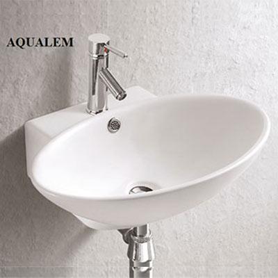 Chậu rửa mặt lavabo Aqualem FT59