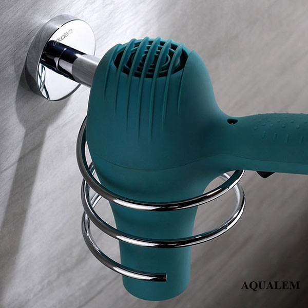 Kệ để máy sấy tóc AQUALEM GJ1205